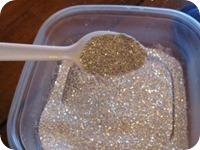 Glitter Spoon