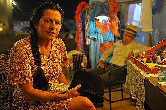 Denise Weinberg e Osmar Prado - Foto: Renato Rocha Miranda