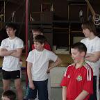 Мастер-класс по гимнастике в Спортэксе.
