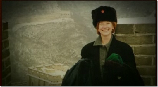 Gillard Australian Story Great Wall China