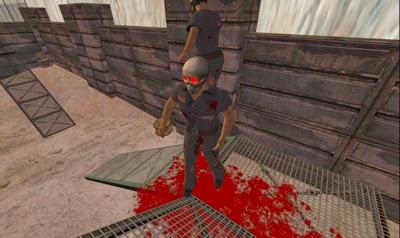 Camp Zombie 001