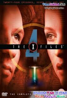 Hồ Sơ Tuyệt Mật :phần 4 - The X Files :Phần 4 Tập 24 25 Cuối