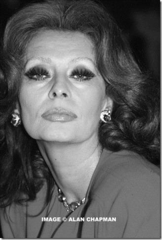 Alan Chapman - Sophia Loren