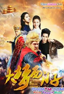 Giấc Mộng Tây Du - Dream Journey Tập 1080p Full HD