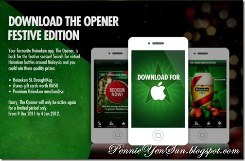 Heineken The Opener Prize