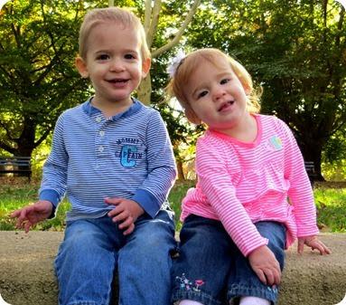 Twins 18 months