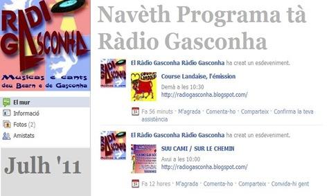 Programa de Ràdio Gasconha