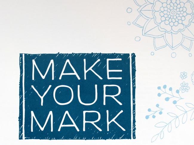 Book Review Make Your Mark via homework (6)