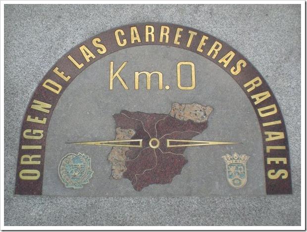 Madrid_Km_cero puerta del sol