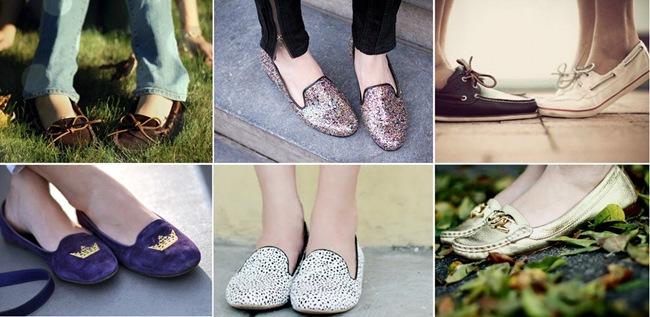 Loafer e Slipper: Novo sapato Mocassim inspira looks charmosos para o dia a dia.