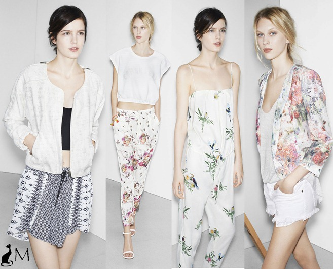 zara lookbook mayo 2013 may 2013 spring summer 2013 SS 2013 Primavera Verano 2013
