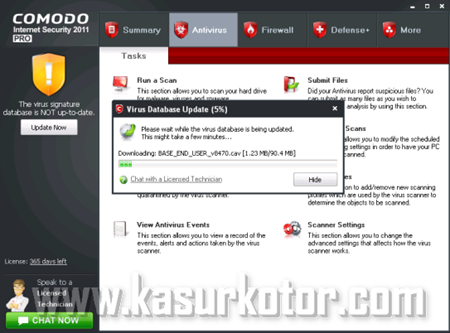 Download Comodo Internet Security 2012 Pro, Gratis Lisensi 1 Tahun