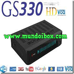 GLOBALSAT GS 330 SMART HD VOD