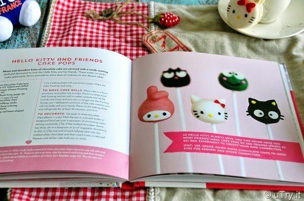 Hello Kitty French Macaron and a Giveaway  http://uTry.it