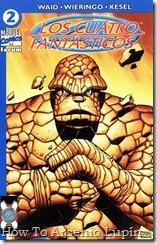 P00002 - Los 4 Fantasticos v5 #2