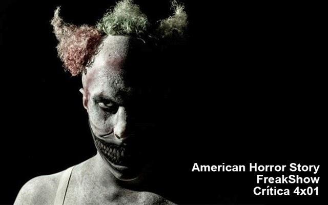 American Horror Story 4x01 - Crítica
