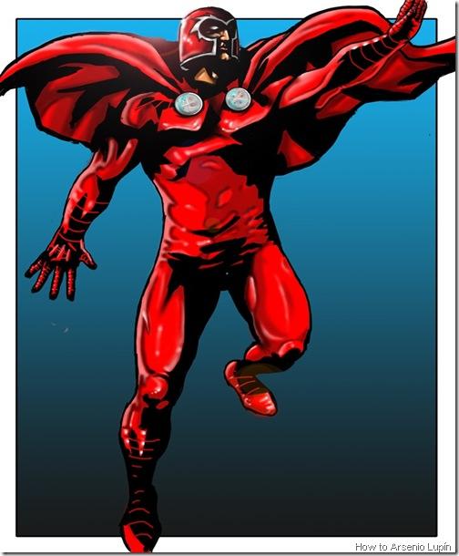 Magneto, Autor: MARCO GOMEZ