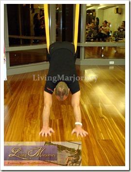 Christopher Harrison|AntiGravity Yoga
