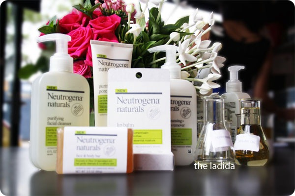 Neutrogena Naturals - Australia Launch Range - Bloggers - Twig Cafe