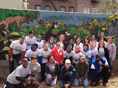 The Fellowship for Emerging Leaders in Public Service  is a cross-sector leadership and career accelerator program for early-career public service professionals. Fellows and alumni participate in a Day of Service with New York Cares.
