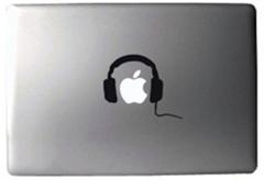 Santa-pi.com Black Headphones