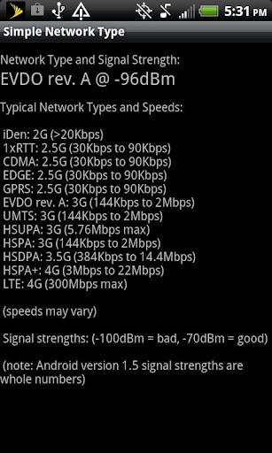 Simple Network Type