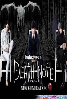 Quyển Sổ Tử Thần: Thế Hệ Mới - Death Note: New Generation