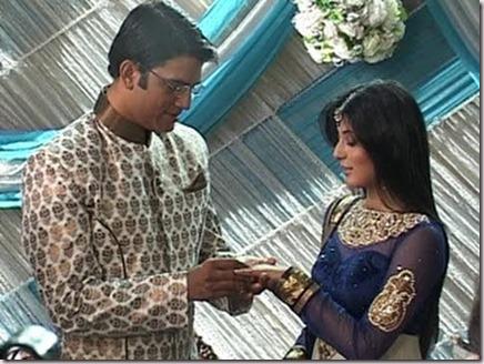 Ashutosh and Nidhi Engagement
