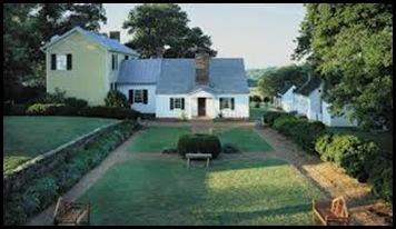 Ash Lawn house