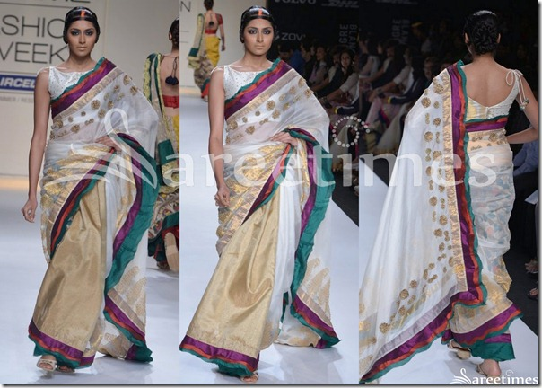 Agnimitra_Paul_Half_And_Half_Saree