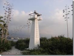 ハワイ島の灯台