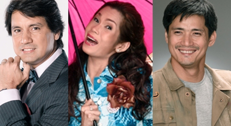 Richard Gomez, Pokwang, Robin Padilla
