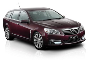 Holden VF CalaisV Sportwagon simple