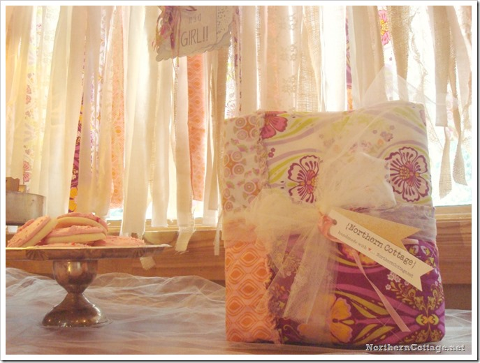 {Northern Cottage} quilt banner combo package - soooo darling!!