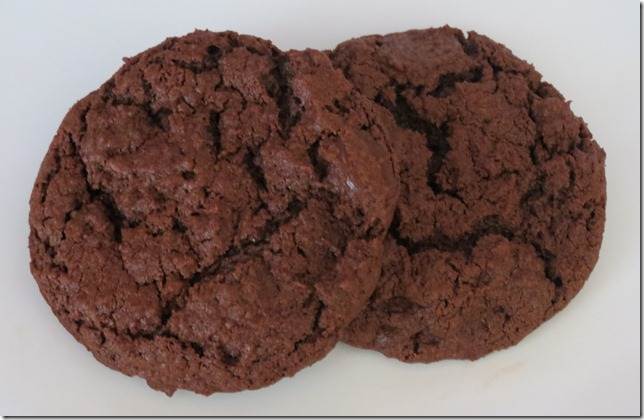 Nigella's Totally Chocolate Chocolate Chip Cookies