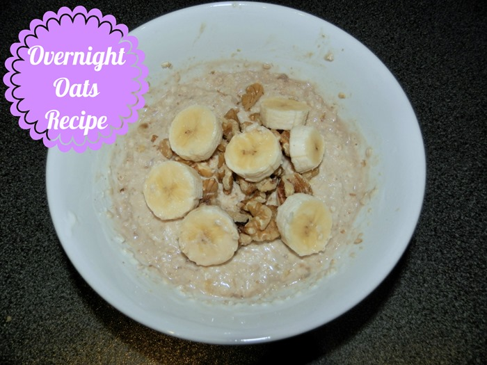 overnight oats recipe how to make