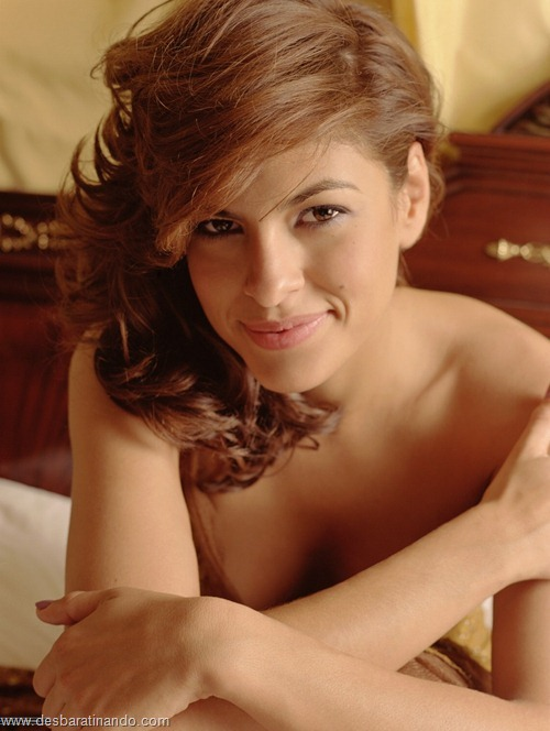 eva mendes linda sensual sexy sedutora photoshoot desbaratinando  (91)