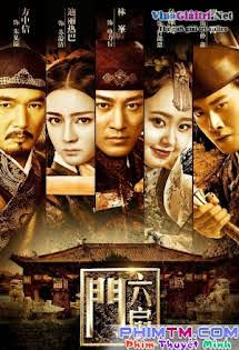 Lục Phiến Môn - The Legend Liu Shan Men Tập 40 41 Cuối