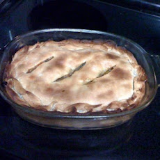 Lori's Chicken Pot Pie