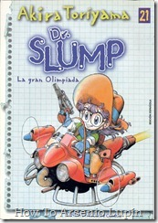 P00021 - Dr. Slump #21