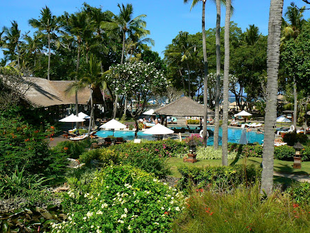 Hotel Hyatt Sanur swimming pool