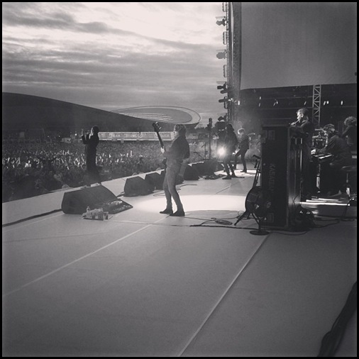 Kasabian - Hard Rock Calling - Incredible Kick Off