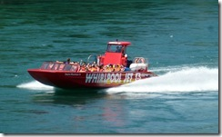Whirlpool Jet Boat on Niagara River