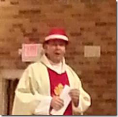 two, Father Roman Pasieczny