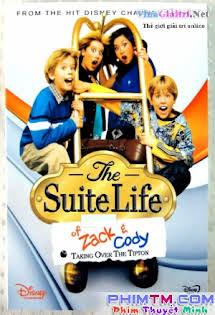 Cuộc Sống Thượng Hạng Của Zack Và Cody :Phần 1 - The Suite Life of Zack and Cody Season 1 Tập 26-End