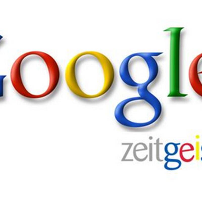 Google Zeitgeist, per rivivere l'anno trascorso attraverso le ricerche effettuate da tutti noi su Google.