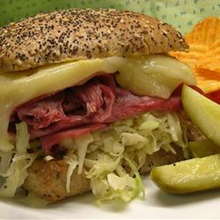 Saint Paddy's Irish Sandwich