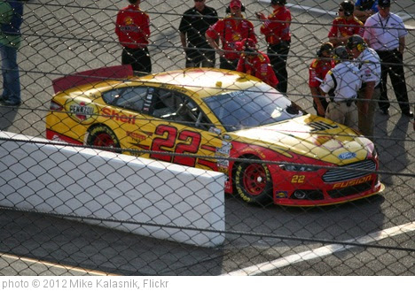 'Joey Logano' photo (c) 2012, Mike Kalasnik - license: https://creativecommons.org/licenses/by-sa/2.0/