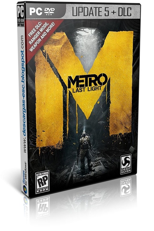Metro Last Light Update 5   DLC