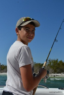 Fisherman Bryce